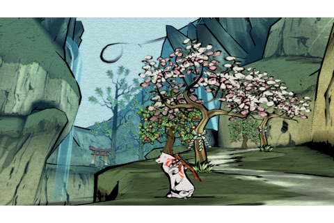 Okami By Capcom for Wii | Zangramarsh Games