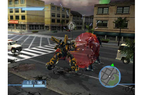 Transformers The Game - Free Download Full Version For Pc