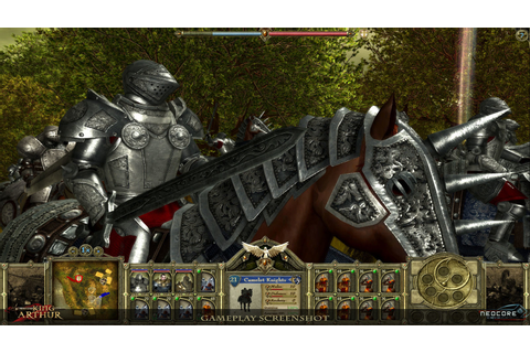 King Arthur - The Role-playing Wargame [Steam CD Key] for ...