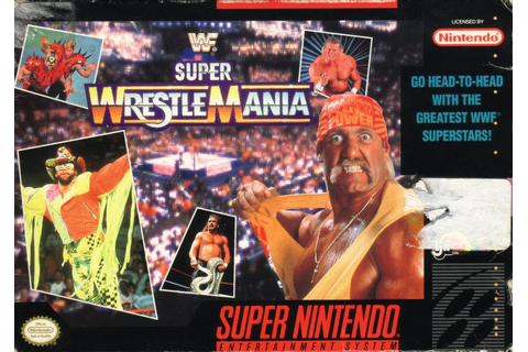 WWF Super WrestleMania for SNES (1992) - MobyGames