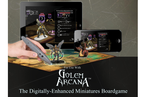 Golem Arcana for Android - APK Download
