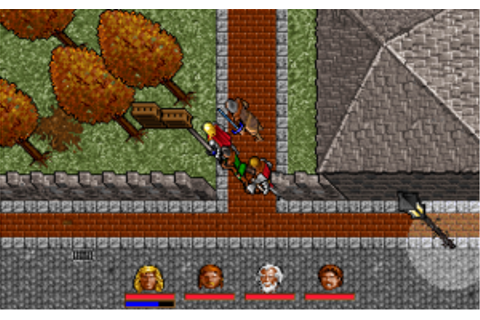 Ultima VII : La Porte Noire et Serpent Isle on Qwant Games