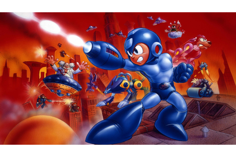 One Classic Mega Man Game Is Coming to Wii U Every Week in ...