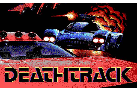 Download Deathtrack racing for DOS (1989) - Abandonware DOS