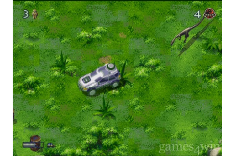 Jurassic Park 2 - The Lost World. Download and Play ...