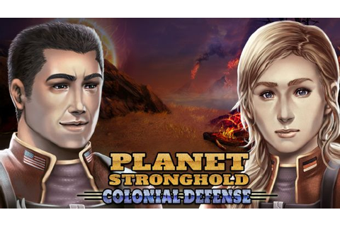 Planet Stronghold: Colonial Defense Free Download (v1.1.3 ...