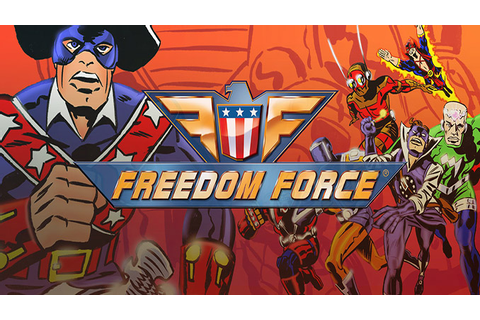 Freedom Force DRM-Free Archives - Free GoG PC Games