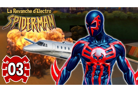SPIDEY 2099 #3 Spider-man 2 La Revanche d'Electro PS1 ...