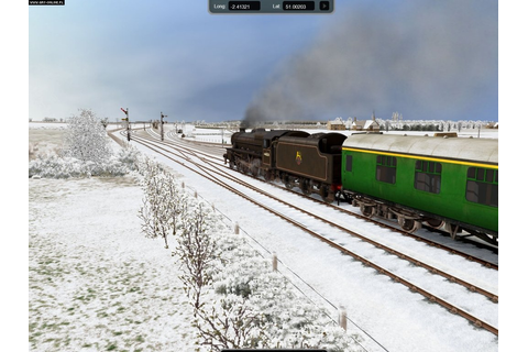 Rail Simulator - screenshots gallery - screenshot 13/34 ...