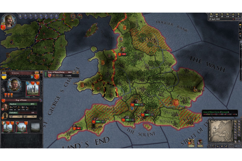 Crusader Kings II Review (PC) – The Average Gamer