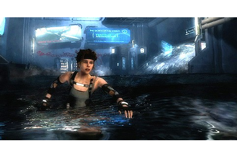 "Hydrophobia Xbox 360 preview - ""A dark, wet survival game ..."