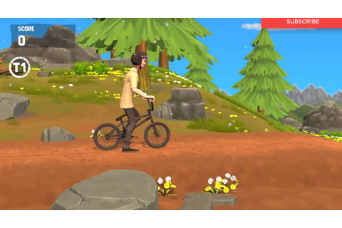 Pumped BMX Pro Gameplay (PC Game) - YouTube