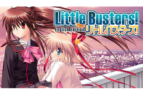 Little Busters! English Edition Torrent « Games Torrent