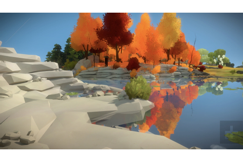 'The Witness' For iOS Combines Tough Puzzles With Stunning ...