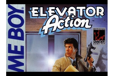 CGRundertow ELEVATOR ACTION for Game Boy Video Game Review ...