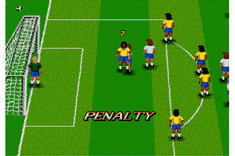 World championship soccer 2 - Symbian game. World ...