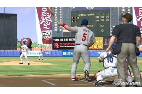 MLB '07: The Show Review - IGN
