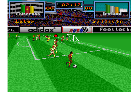 Tony Meola's Sidekick Soccer Game Download | GameFabrique