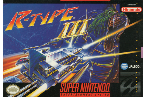 R-Type III: The Third Lightning (2004) Game Boy Advance ...