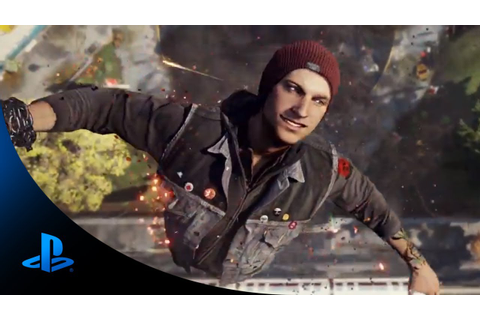 inFAMOUS Second Son - E3 Trailer (PS4) | E3 2013 - YouTube