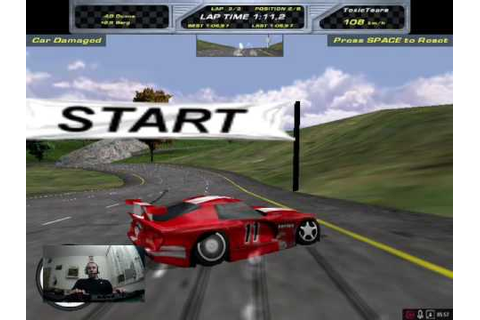 Viper Racing (1998) Gameplay 2016 - YouTube