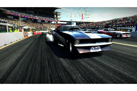 GRID: Autosport gets Drag Racing DLC pack - VG247