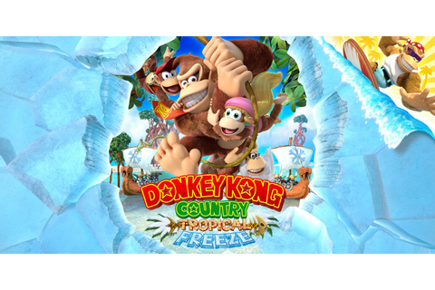 Donkey Kong Country: Tropical Freeze | Nintendo Switch ...