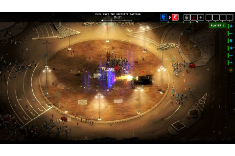 Riot: Civil Unrest Download PC Game + Crack 3DM - 3DM-GAMES