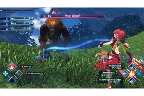 Review: Xenoblade Chronicles 2 (Nintendo Switch ...