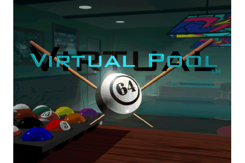 Virtual Pool 64 Download Game | GameFabrique