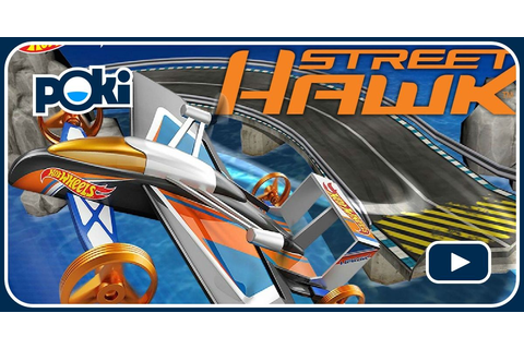 Hot Wheels Street Hawk Game - Car Games - GamesFreak