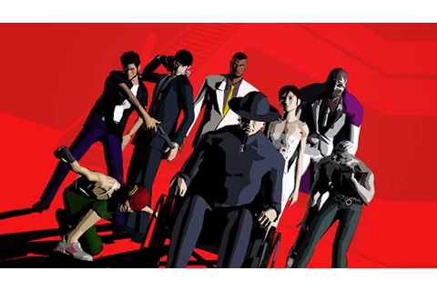 Killer7 Full Game Movie All Cutscenes - YouTube