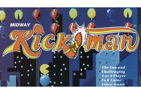 Kick-Man or Kickman MAME Arcade Game - MAMECADE 47 - YouTube