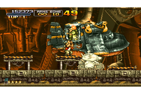 All parts Download game Metal Slug 1 2 3 4 5 6 7 X - Wi Fi ...