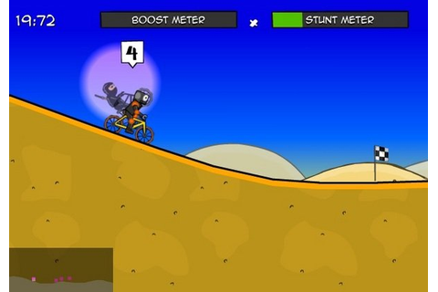 Cyclo Maniacs Game - Top Speed