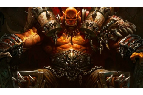 World Of Warcraft: Warlords Of Draenor Gets Release Date ...
