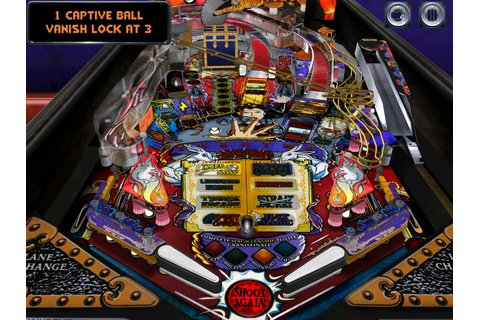 Pinball Arcade Brings Real Tables to iPad/iPhone/Android ...