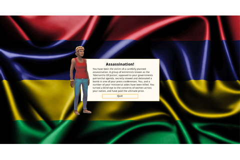 Building my perfect dictatorship in 'Democracy 3: Africa'