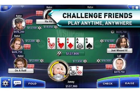 World Series of Poker » Android Games 365 - Free Android ...