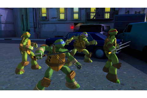 New Teenage Mutant Ninja Turtles Game Coming In October