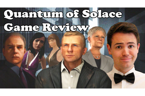 007: Quantum of Solace Game Review - YouTube