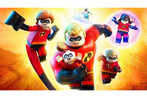 Lego The Incredibles Pre-Order Bonus and Preload Option ...
