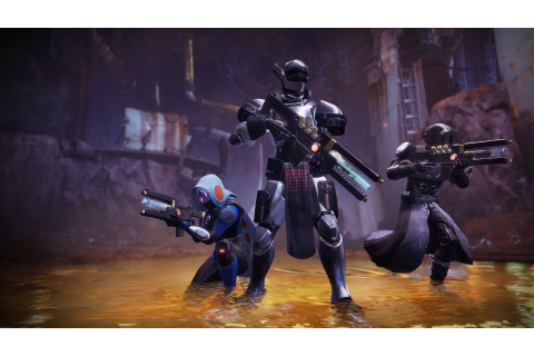 PlayStation Exclusive Content for Destiny 2: Forsaken ...