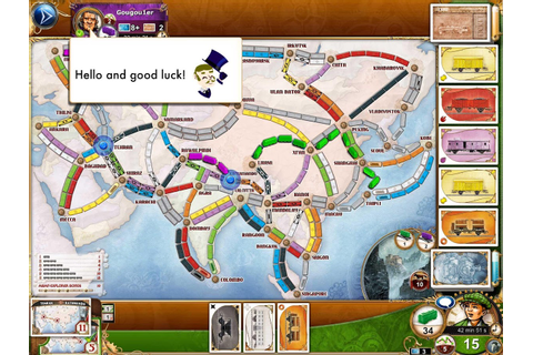 Ticket to Ride - Android Apps on Google Play
