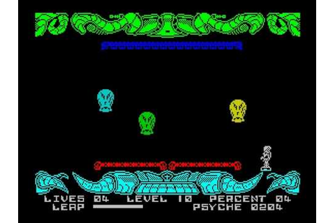 Inept Reviews: Soul of a Robot (ZX Spectrum) - YouTube