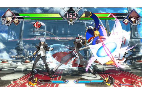 Blazblue: Cross Tag Battle review (PS4): Missing Friends ...