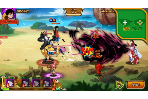 Mobile Pirates - War of Legends (One Piece) (Android/iOS ...