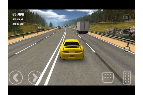 Freeway Traffic Rush - Android Gameplay - Free Car Games ...