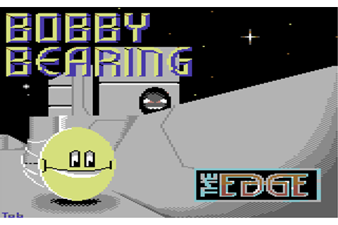 Bobby Bearing - Commodore 64 Game / C64 Games, C64 reviews ...