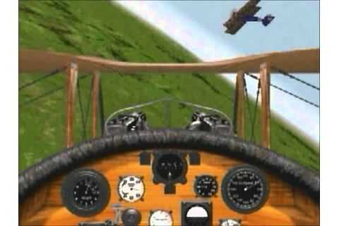 Red Baron II - game trailer FR (1997) PC (Windows) - YouTube